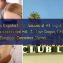 M1 Legal offers help to former Club La Costa employees after confrontation at sports club