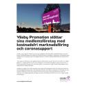 Väsby Promotion stöttar sina medlemsföretag