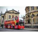 CITY SIGHTSEEING OPEN TOP BUS TOURS AND PARK & RIDE 300 SERVICE RETURN