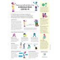Corona/Covid-19 information for children