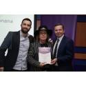 Redditch fundraising duo receive regional recognition
