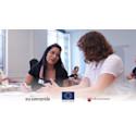 Utrikes födda kvinnor får stöd i sitt arbetssökande genom mentorskap