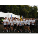 Global recruiters, Hydrogen, get an early morning wake up call to raise over £17k for charity