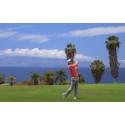 Golftävling Tenerife Open 2