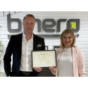 Binero Group first datacenter in the world certified with Node Pole´s Fossil Free Data label