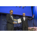 Awarded for new methods  of gene discovery in trees