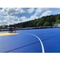 Bergo Flooring levererar sportytor till arenan Studenternas stora satsning