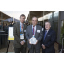 Chairman of the IOC's Medical Commission Received Top Honors in Sochi