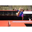 Jennifer Williams i mångkampsfinal på VM i kvinnlig artistisk gymnastik