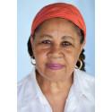 Jamaica Kincaid till Författarscenen på Malmö stadsbibliotek – inför sittande publik