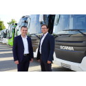 Rund-um-Service beim Scania Used Bus Center in Bremen