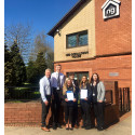 ng homes celebrates Remarkable Investors in Young People Gold Award