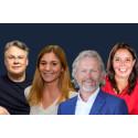 Här är de nya profilerna i Handelshögskolans storsatsning på entreprenörskap