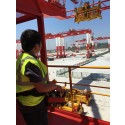 RRC operations at Port of Yangshan