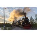 En legendarisk tågresa genom Europas sista vildmark gör comeback