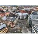 Fasadgruppen gjennomfører omfattende renovering av 142 rekkehus i Åneby