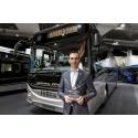 IVECO BUS vinner prisen 'Sustainable Bus of the Year' for tredje år på rad