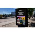 """BookBeat sai uuden brändi-ilmeen  – """"Nothing beats a good book"""" on Suomen johtavan äänikirjapalvelun uusi konsepti ja slogan"""