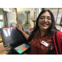 Risinghurst Postmistress receives royal recognition for services to the community
