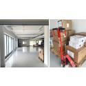 Copiax utökar med 407 m² extra lageryta för att möta efterfrågan