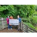 Soziales Engagement für Bärenherz: starker Einsatz der Mitarbeitenden der Leipziger Foren Service GmbH