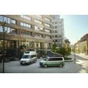 Nu kommer Sveriges första hotellsvit på hjul