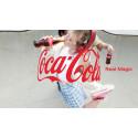 Coca-Cola-logo saa uuden halaavan muodon