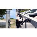 JULA laddar för fler elbilsbesökare med ChargeNode