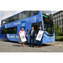 Better bus fares launched across County Durham and beyond to encourage more people to use clean and safe buses as the region recovers