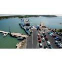 Uusittu tekniikka turvaa lauttaliikennettä Kustavin ja Ahvenanmaan välillä