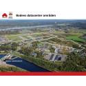 Bodens datacenter områden