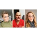 Ehrenfelix 2020: Drei Darmkrebs-Betroffene sind nominiert.