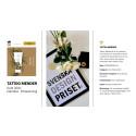 TATTOO MENDER ® vinner GULD för Bästa Förpackning på Svenska Designprisgalan