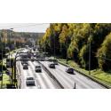 3,7 prosents økning i trafikken i Oslo – størst økning i helgen