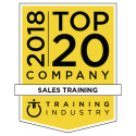 Mercuri International awarded Top 20 Sales Training Company 2018 Globally