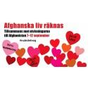 Aktioner mot utvisningarna till Afghanistan 7-12 september