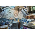 """Le Pain Français är """"en av världens bästa restauranger och barer med storslagen inredning"""""""