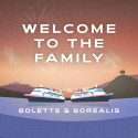 Six travel agents to win cruise for two aboard new Fred. Olsen ships Bolette and Borealis