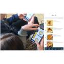 Digital lösning ska minska matsvinnet i Karlstad