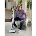 Hizero appoints BreathingSpace as exclusive UK distributor of its game-changing zero vacuum floor cleaners
