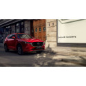 2022 Mazda CX-5: Skjerpet design og flere valgmuligheter