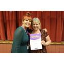 Suffolk stroke survivor receives regional recognition