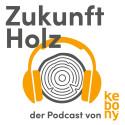 """Neuer Podcast: Wissenswertes zum """"Designen und Arbeiten mit Holz"""" von Kebony"""
