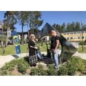 HSB inviger Nytt konstverk i folkets park