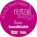 Retail Awards - vem blir Årets Kundklubb 2015?