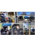 Däckbytardagar gav över 20 000 kronor till välgörande ändamål