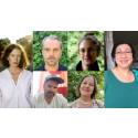 Sex författare får unik chans att utveckla sitt skrivande