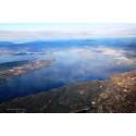 Ny utslippsledning kan ha gitt hyppigere dypvannsfornyelse i Bunnefjorden