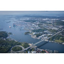 Göteborgs hamns halvårsvolymer visar på fortsatt positiv konjunktur