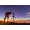 Stjärnskådning vid observatoriet del Roque de los Muchachos